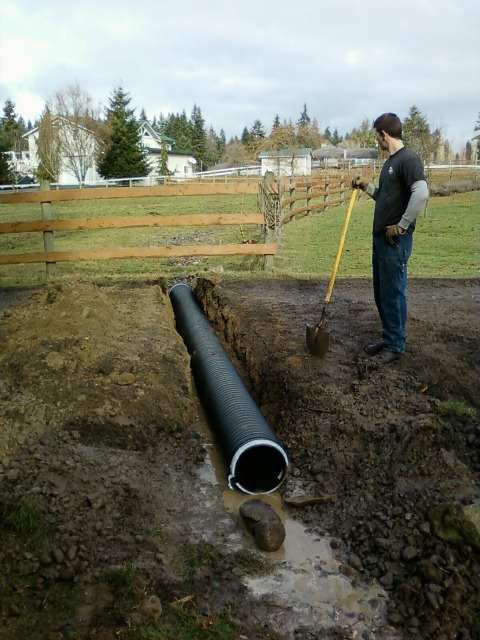 Grading Drainage And Utilities Aspen Llc